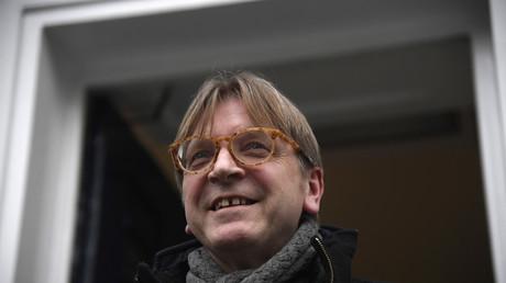 Selon Guy Verhofstadt, le Royaume-Uni doit 600 milliards à l'UE