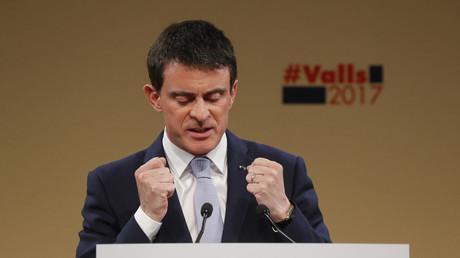Manuel Valls à Alfortville le 26 janvier 2017