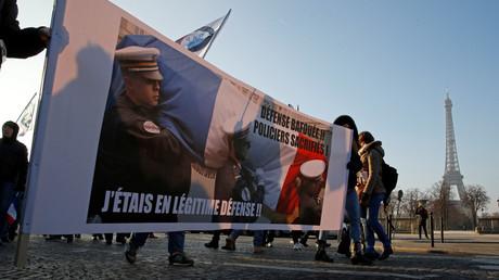 Les policiers français expriment régulièrement leur colère depuis plusieurs mois