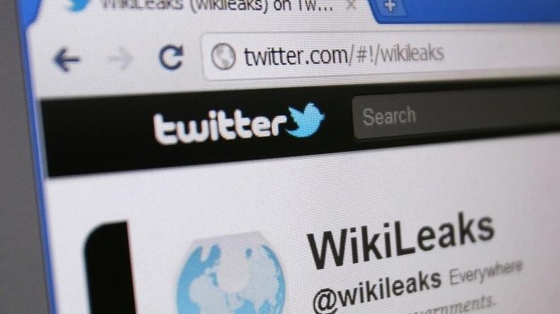 WikiLeaks publie près de 5 000 documents sur Marine Le Pen et François Fillon