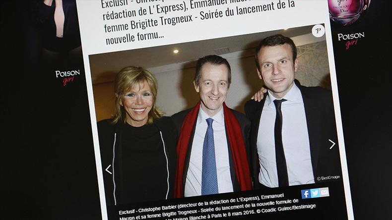 """Résultat de recherche d'images pour """"drahi Macron"""""""