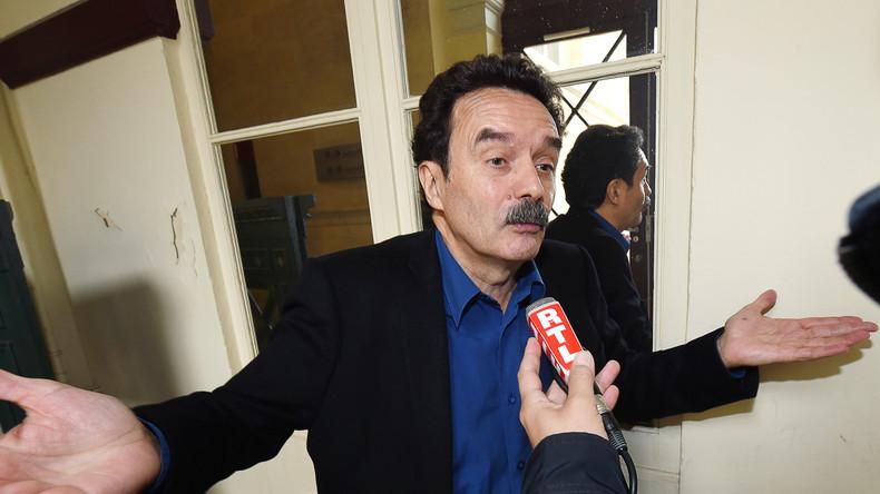 Sa fille accusée d'occuper un emploi fictif, Edwy Plenel dénonce une «calomnie»