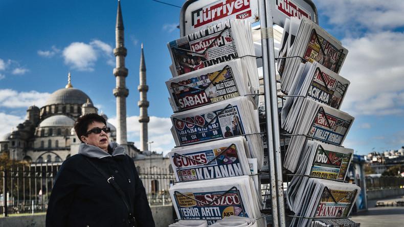 Un journal satirique turc contraint de mettre la clé sous la porte après une caricature de Moïse