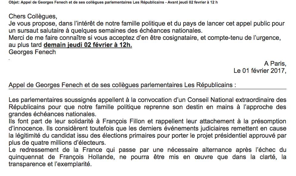 «Soutien unanime», appel au retrait et changement de candidat... la droite divisée sur le cas Fillon