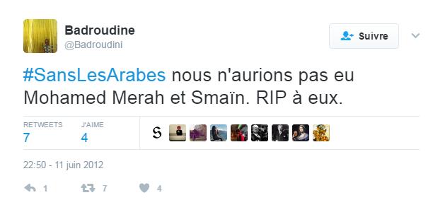 Polémique Mehdi Meklat : des internautes s'indignent aussi de tweets de son ex-collègue Badroudine