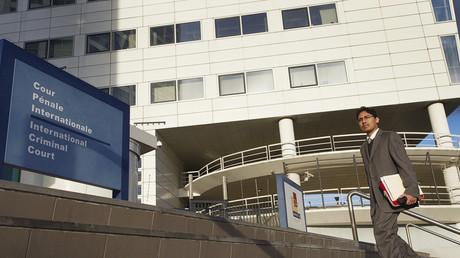 Le siège de la CPI à La Haye aux Pays-Bas