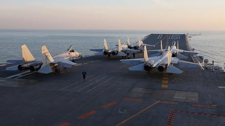 Tensions en mer de Chine méridionale : Pékin envoie un second porte-avions