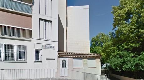 La mosquée Dar-es-Salam d'Aix-en-Provence