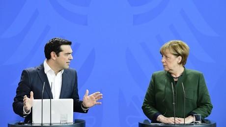 Le Premier ministre grec Alexis Tsipras va devoir se mettre d'accord avec la chancelière allemande Angela Merkel et ses créanciers