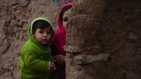 Plus de 3 500 enfants afghans ont été tués ou blessés en 2016 (Photographie d'illustration)