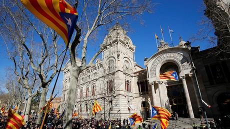 L'Etat espagnol est opposé à toute démarche pouvant encourager l'indépendance catalane, alors qu'un référendum doit avoir lieu cette année