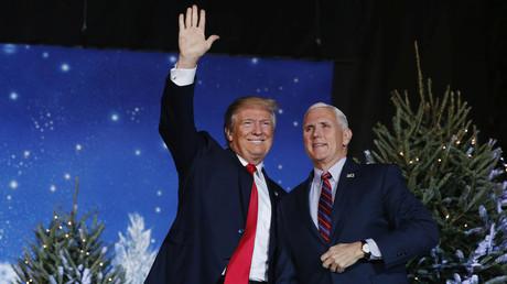 Donald Trump et son vice-président Mike Pence ont toutes les raisons de se réjouir de cette nouvelle