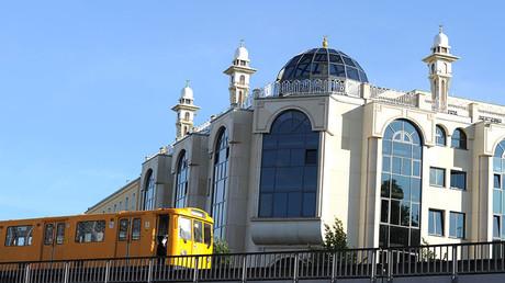 Une mosquée allemande (photographie d'illustration)