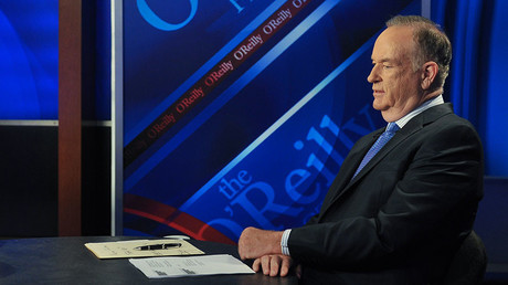 Bill O'Reilly, journaliste de Fox News