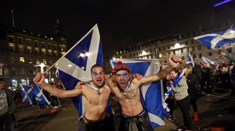 Theresa May : nous ne pensons pas qu'il devrait y avoir un second référendum sur l'Ecosse