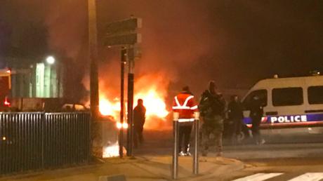Une partie de la Seine-Saint-Denis est quotidiennement la proie de troubles une fois la nuit tombée depuis l'éclatement de «l'affaire Théo»
