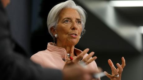Selon Christine Lagarde, le FMI a été un «impitoyable diseur de vérité» sur la Grèce