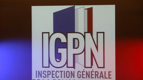 Logo de l'IGPN