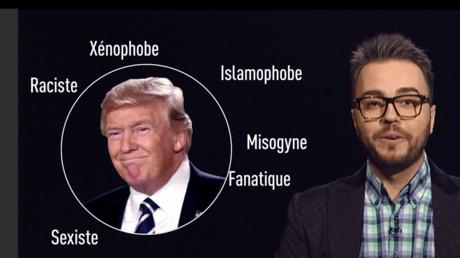 A court d'idées pour dénigrer Trump ? Dites simplement qu'il est fou ! (VIDEO)
