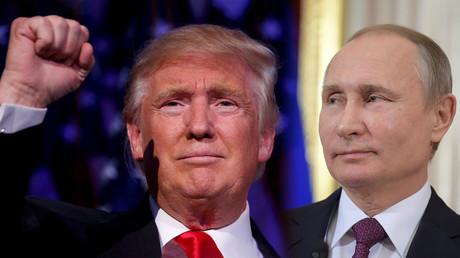 Donald Trump/Vladimir Poutine