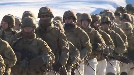 L'exercice Bayonet Vanguard s'est achevé en Lettonie près de la frontière russe
