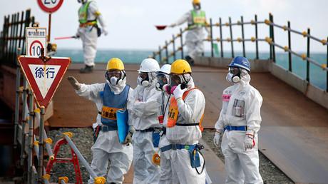 Le rayonnement est toujours très haut dans des réacteurs de Fukushima