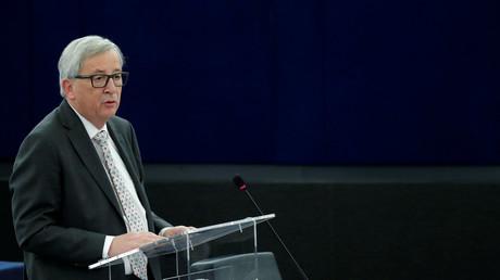 Le président de la Comission Européenne Jean-Claude Juncker