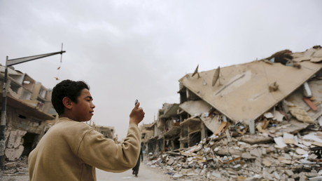 L'armée syrienne élimine 200 terroristes à 20 kilomètres de Palmyre
