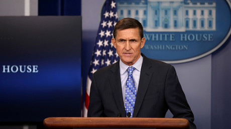 Ancien conseiller américain à la sécurité nationale Michael Flynn