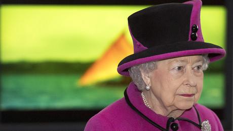 La reine Elizabeth devra rencontrer Donald Trump lors de sa visite officielle au Royaume-Uni dont la date doit encore être fixée, photo ©Arthur Edwards / AFP