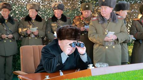 Le leader nord-coréen