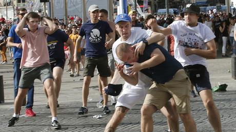 Les violences en marge du match Russie-Angleterre lors de l'Euro 2016 avaient fait les choux gras de la presse