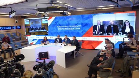Les négociations à Astana