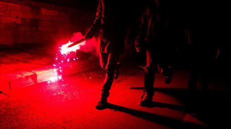 Mantes-la-Jolie : la police encore visée par des cocktails Molotov