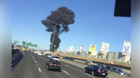 Un Beechcraft s'écrase près du centre commercial DF0 à Melbourne