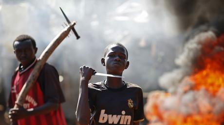 Des milliers d'enfants forcés à combattre en République centrafricaine (VIDEO)