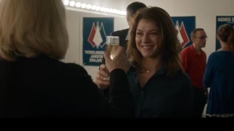 Une image de la bande annonce du film «Chez Nous», de Lucas Belvaux