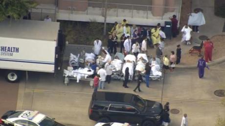 Etats-Unis : panique dans un hôpital texan après des rapports concernant des coups de feu