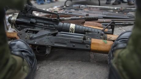 L'Algérie est dans le top 5 des principaux importateurs d'armes