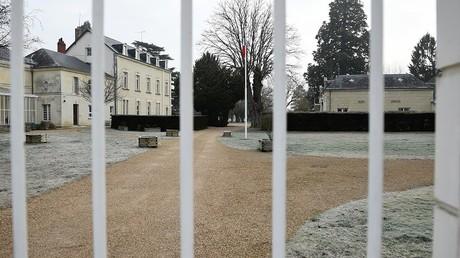 Le centre de déradicalisation de Pontourny à Beaumont-en-Véron, en Indre-et-Loire