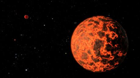 Sept planètes de la taille de la Terre autour d'une petite étoile (VIDEO)
