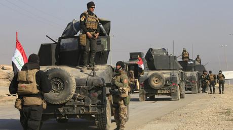 Les troupes irakiennes tentent de reprendre Mossoul
