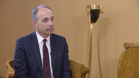 Jean-François Copé, l'ancien ministre, député-maire de Meaux