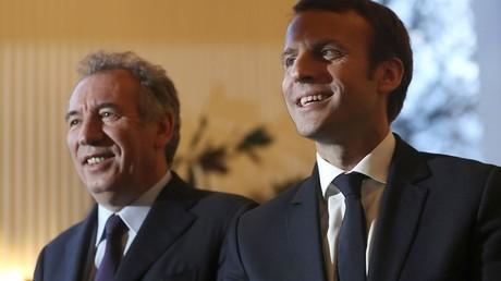 Bayrou et Macron se sont exprimés sur leur alliance