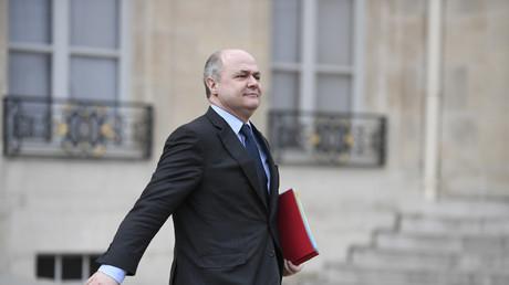 Le ministère de l'Intérieur Bruno Le Roux