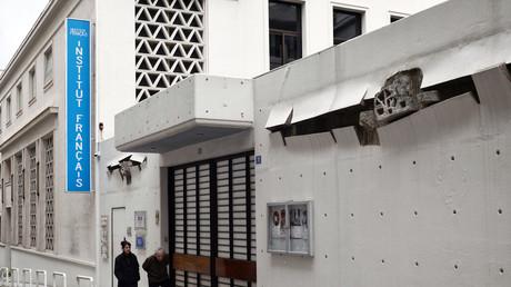 Grèce : l'Institut français à Athènes frappé par deux attaques au liquide inflammable