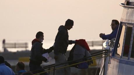 Frontex demande aux ONG de cesser de «soutenir l'action des réseaux de passeurs»