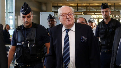 Jean-Marie Le Pen s'était plaint de la présence des Roms, qu'il avait jugée
