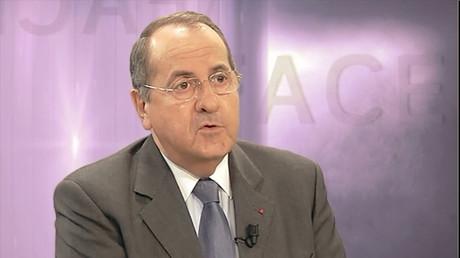 Michel Delpuech, nouveau préfet de la région Ile-de-France, capture d'écran TLM, DR