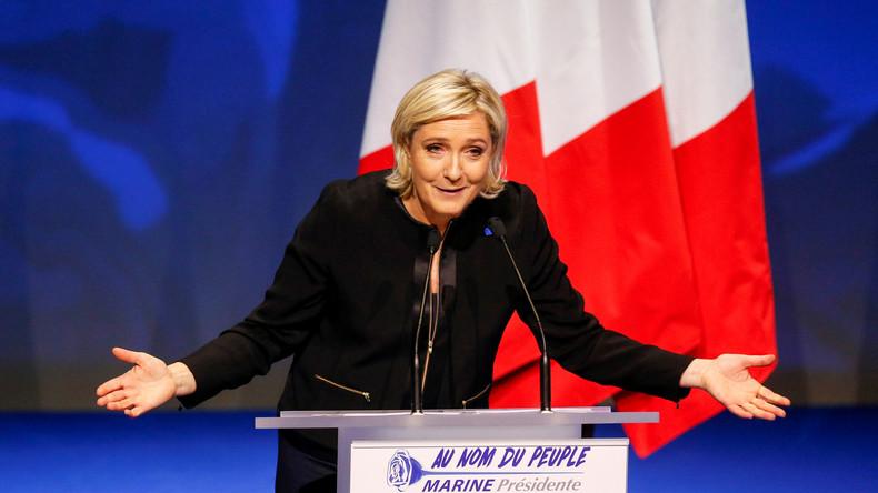 L'immunité parlementaire de Marine Le Pen est levée, mais l'affaire est «parfaitement ridicule»